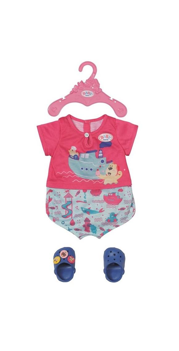 BABY born - Bath Pyjamas with Shoes 43cm (830628)