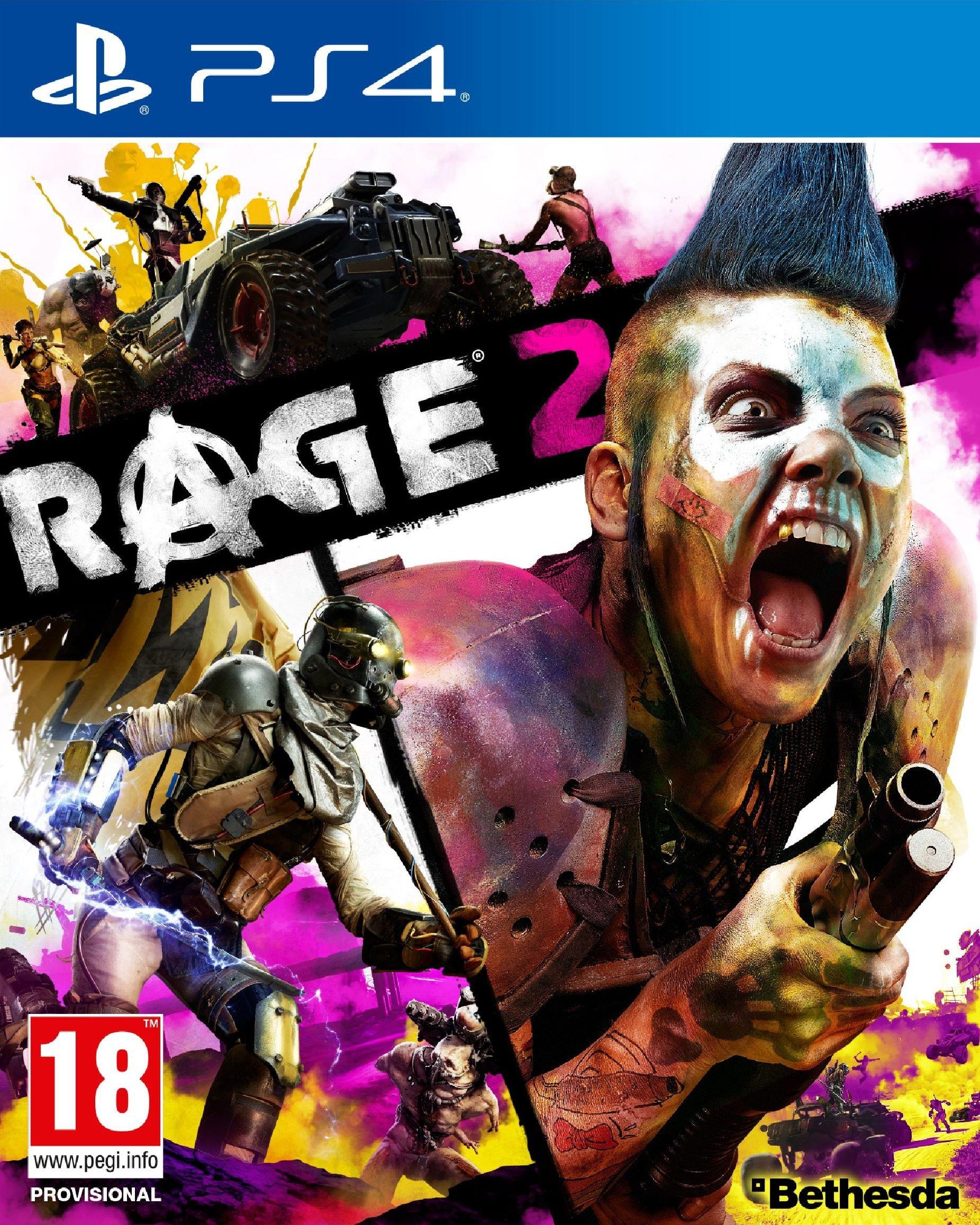 Rage 2 (AUS)