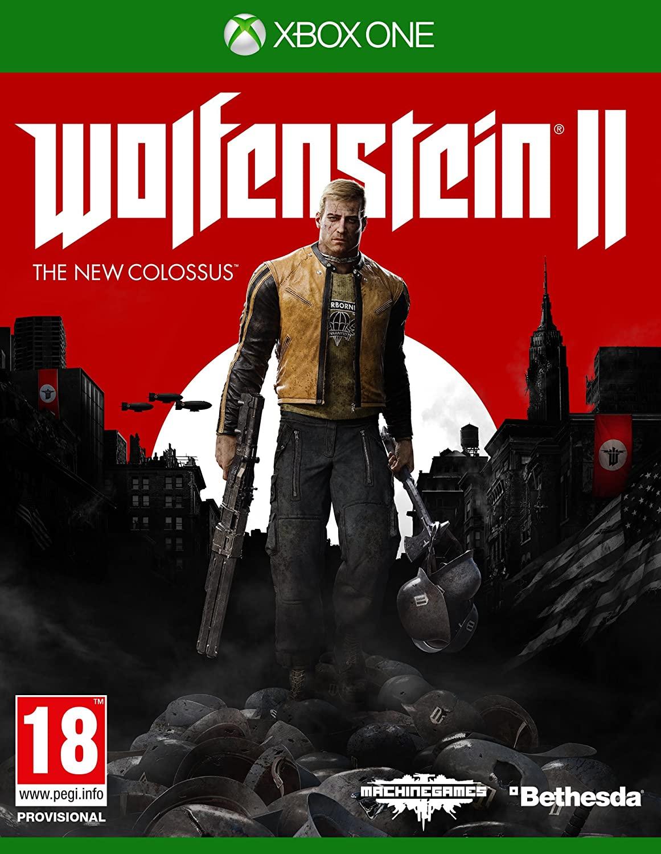 Wolfenstein 2: The New Colossus (AUS)