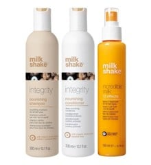 milk_shake - Integrity Nourishing Shampoo + Conditioner 300 ml + Incredible Milk