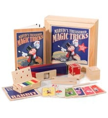 Marvin's Magic - Marvin's Treasured Magic Tricks (Wooden Set)