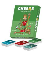 Cheers - Over Grænsen - Underholdningen til din fest (Dansk)