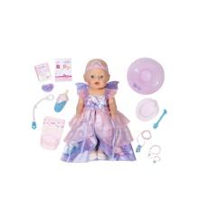 BABY Born - Blød dukke med asser af tilbehør - Fe Prinsesse