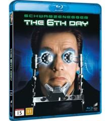 Den 6. Dag -Blu ray