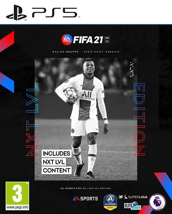 FIFA 21 NXT LVL Edition (Nordic)