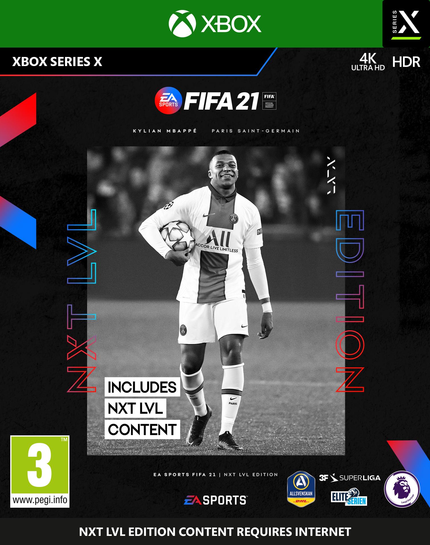 coolshop.co.uk - FIFA 21 NXT LVL Edition (Nordic)