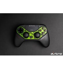 Astro C40 Controller + Faceplate Green Bundle