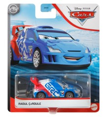 Cars 3 - Die Cast - Raoul Caroule (GKB59)
