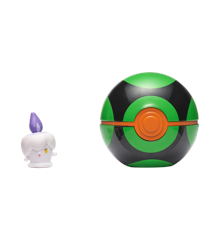 Pokemon - Clip'N Go - Litwick + Dusk Ball (PKW0008)