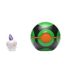 Pokemon - Clip'N Go - Litwick + Dusk Ball