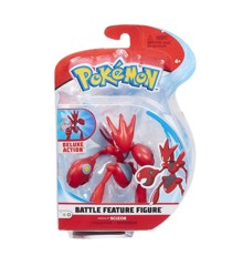 Pokemon - Battle Feature Figur - Scizor (11 cm)
