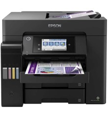 Epson - EcoTank ET-5850  Wi-Fi Multifunktion printer