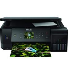 Epson - EcoTank ET-7700 Photo Printer