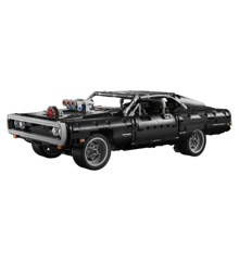 LEGO Technic - Dom's Dodge Charger (Fast and Furious) (42111) (Broken Box)
