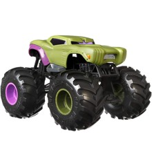 Hot Wheels - Monster Trucks 1:24 - The Hulk (GJG69)