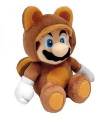 Nintendo Tanooki Mario Plush