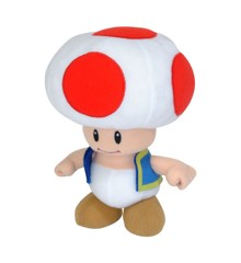 Nintendo Toad Plush