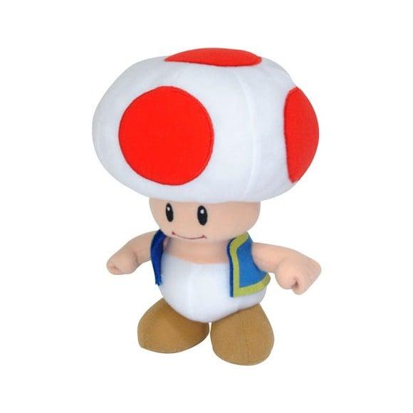 Nintendo Toad Plush