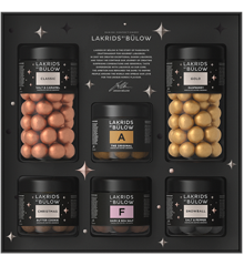 Lakrids By Bülow - Large Black Box Winter Edition 1090 g