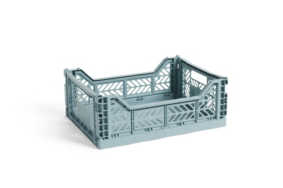 HAY - Colour Crate Medium Set Of 2 - Teal