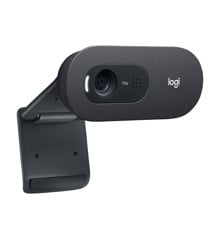 Logitech - C505e HD Webcam, brownbox