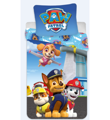 Bed Linen - Adult Size 140x200 cm - Paw Patrol (1029052)