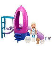 Barbie - Space Discovery Doll and Playset (GTW32)