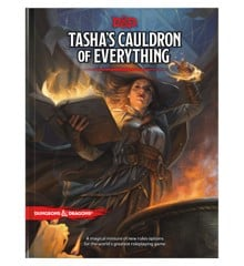 Dungeons & Dragons - 5th Ed. Tasha's Cauldron O Everything (D&D) (WTCC7878)
