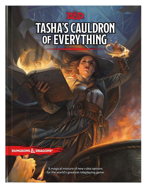 Dungeons & Dragons - 5th Ed. Tasha's Cauldron O Everything (D&D) (WTCC7878)