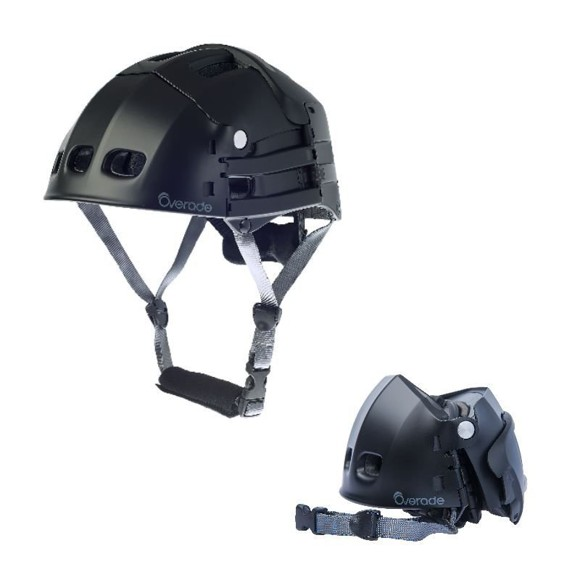 Overade - Plixi Fit  Foldable Helmet