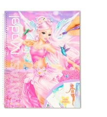 Top Model - Fantasy Design Book (411430)