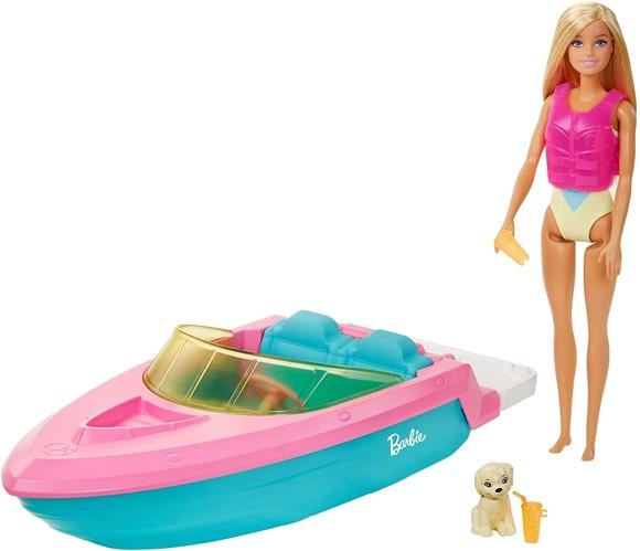 Barbie - Doll and Boatplay Set (GRG30)