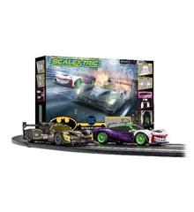 Scalextric - Spark Plug - Batman vs Joker Race Sæt - Racerbil Bane