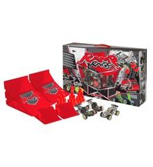 Ramp Rage - 3 Cars, 6 Ramps (TRXX2005)