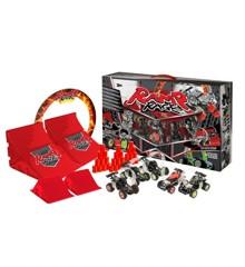 Ramp Rage - 5 Cars, 6 Ramps (TRXX2006)
