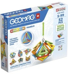 Geomag - Supercolor Panels Recycled 52 (378)