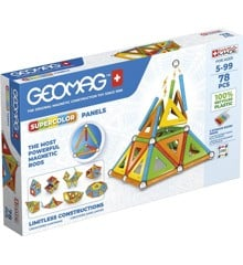 Geomag - Supercolor Panels Recycled 78 (379)