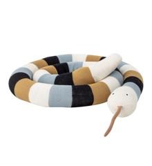 Bloomingville  - Sebastia Soft Toy Cot Bumper 200 cm - Multi (82046639)