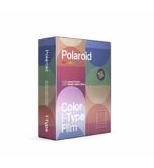 Polaroid I-TYPE COLOR FILM METALLIC NIGHTS 2-PACK