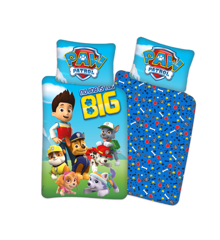 Bed Linen - Adult Size 140 x 200 cm - Paw Patrol (1029065)