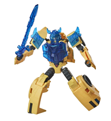 Transformers - Cyberverse Adventures Trooper Class - Bumblebee (E8373)