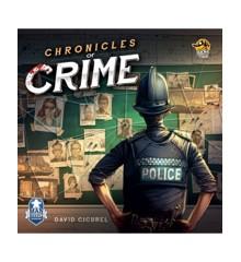 Chronicles of Crime - Brætspil (DK/SE)