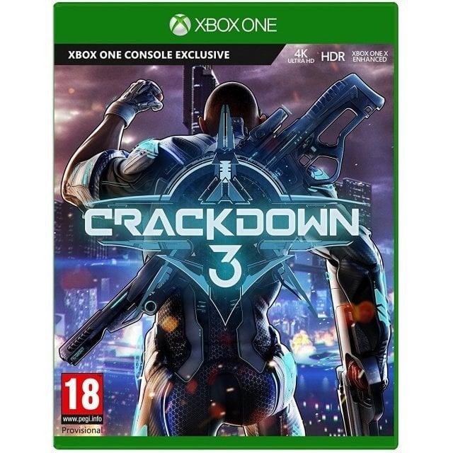 Crackdown 3 (AUS)