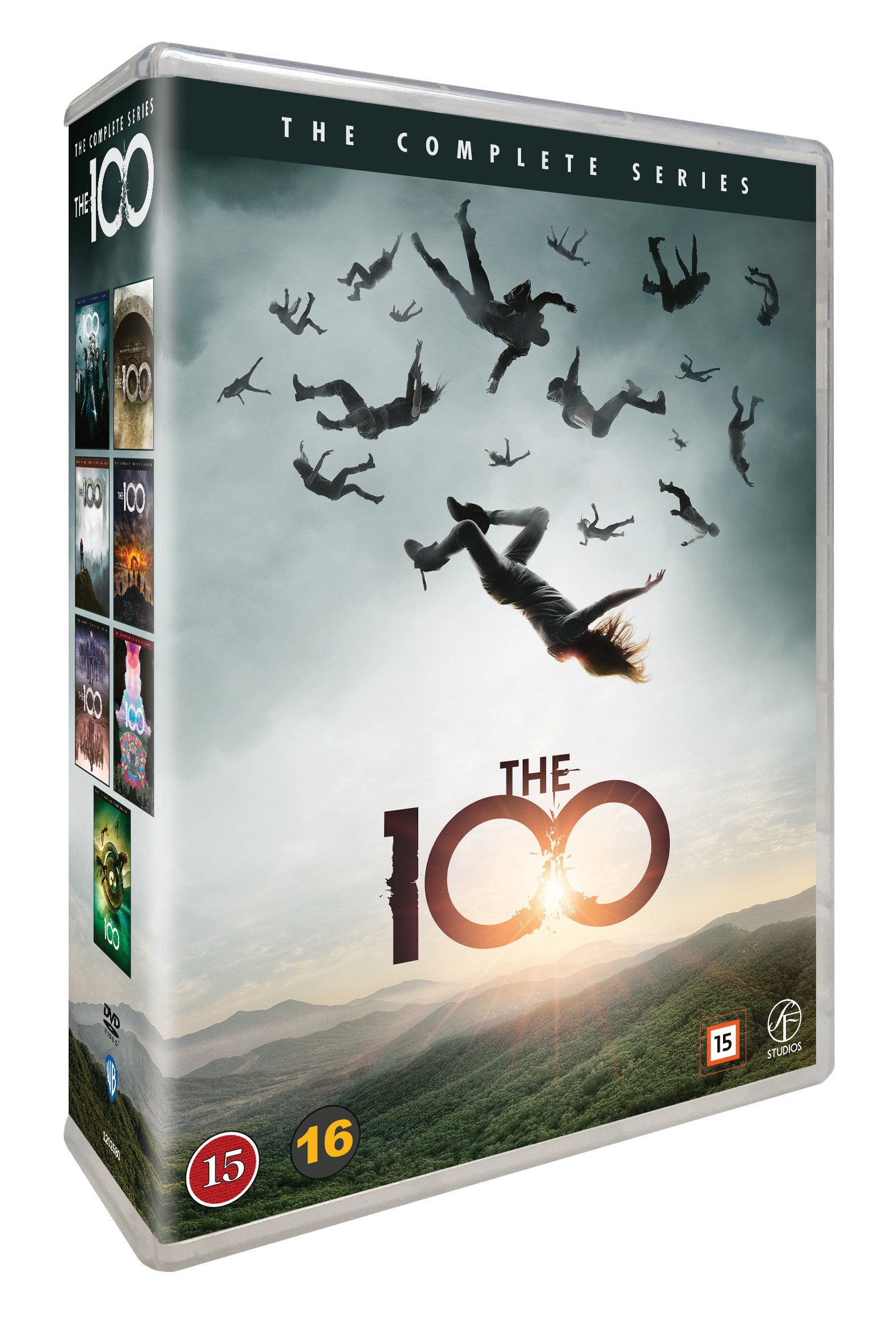 Bilde av 100, The - Season 1-7 Complete Series Box