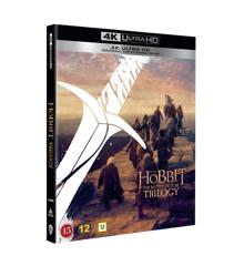 Hobbit Trilogy Extended version 4K