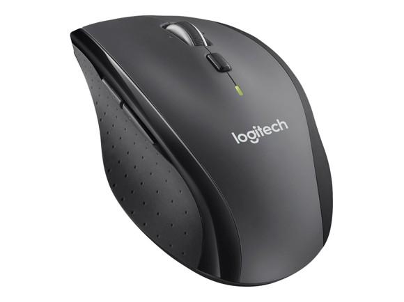 Logitech - Marathon M705 Wireless mouse CHARCOAL