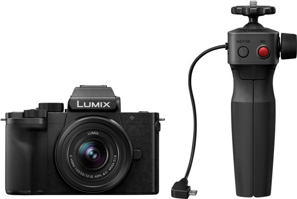 Panasonic LUMIX G100 + G VARIO 12-32MM F/3.5-5.6 A