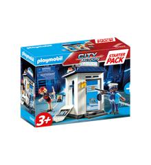 Playmobil - Starter Pack Police (70498)