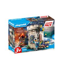 Playmobil - Starter Pack Novelmore (70499)