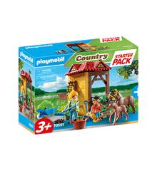 Playmobil - Starter Pack Horse Farm (70501)